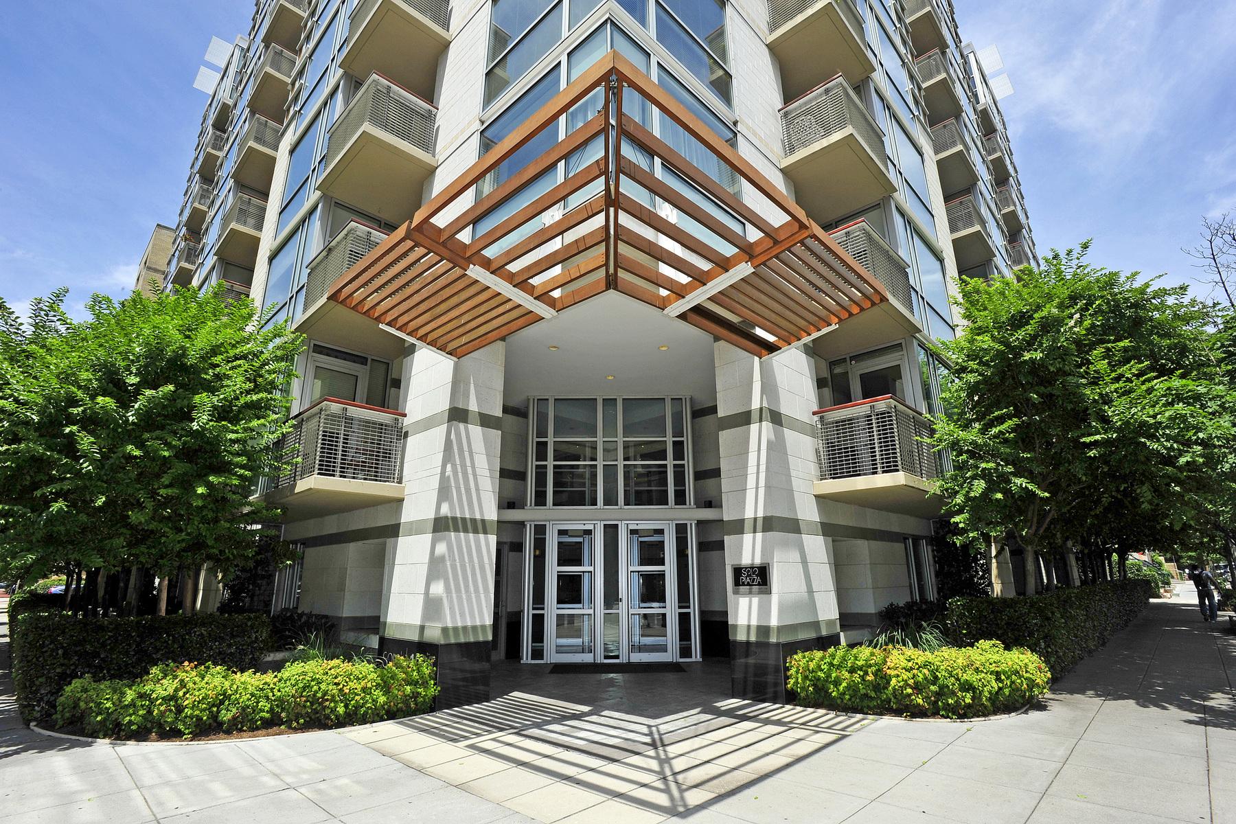 共管物業 為 出售 在 Logan Circle 1300 13th Street Nw 703 Washington, 哥倫比亞特區 20005 美國