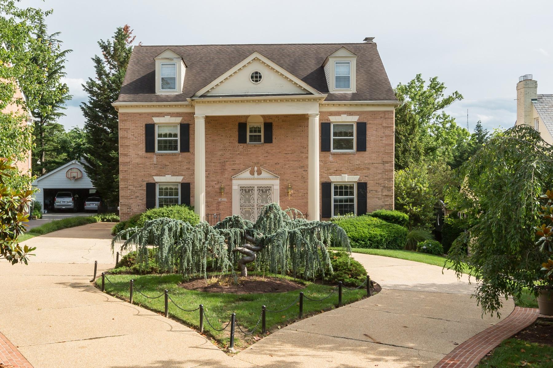 sales property at 3520 Rittenhouse Street NW, Washington