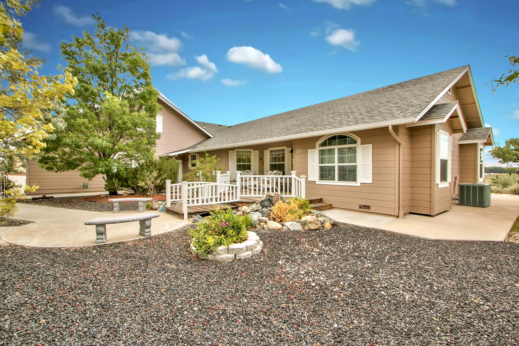 Single Family Home for Active at 125 River Road Dayton, Nevada 89403 United States