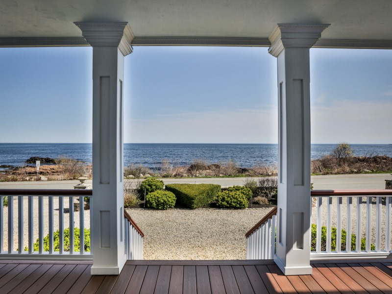 "Single Family Home for Sale at ""Casa Sul Mare"" 189 Atlantic Road Gloucester, Massachusetts 01930 United States"