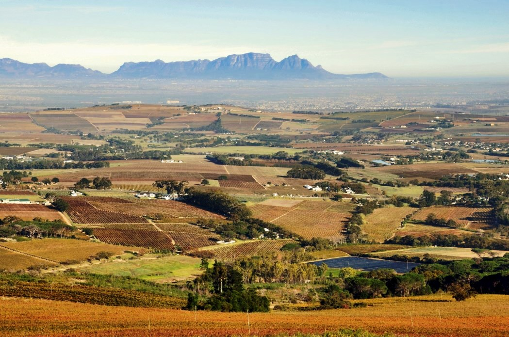 Ferme / Ranch / Plantation pour l Vente à On Top Of The World Stellenbosch, Cap-Occidental 7600 Afrique Du Sud