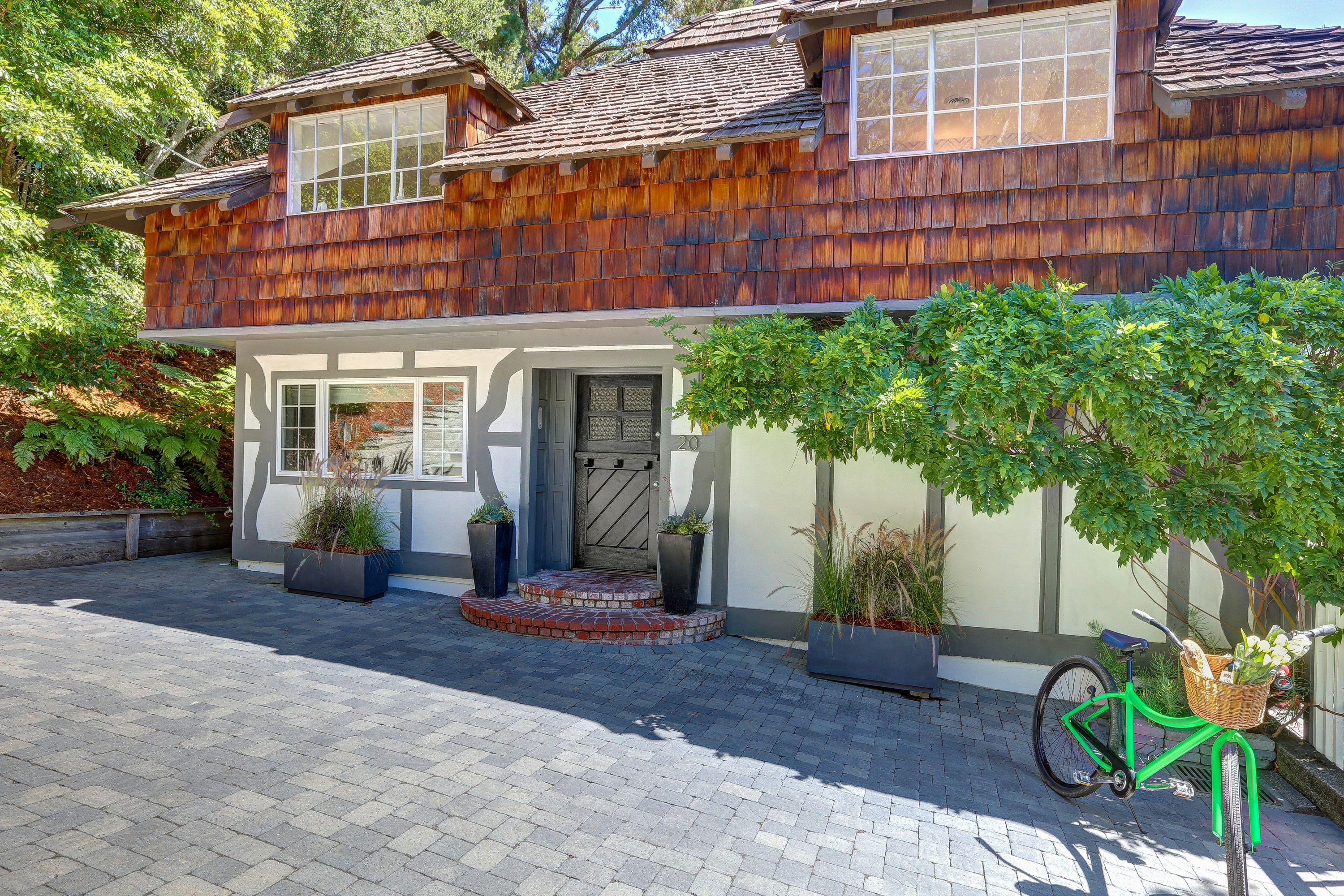 Property For Sale at Sunny, Private Mill Valley Sanctuary
