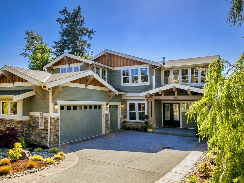 Single Family Home for Sale at Villa Sienna 10615 154Th (Lot #14) Place NE Redmond, Washington 98052 United States