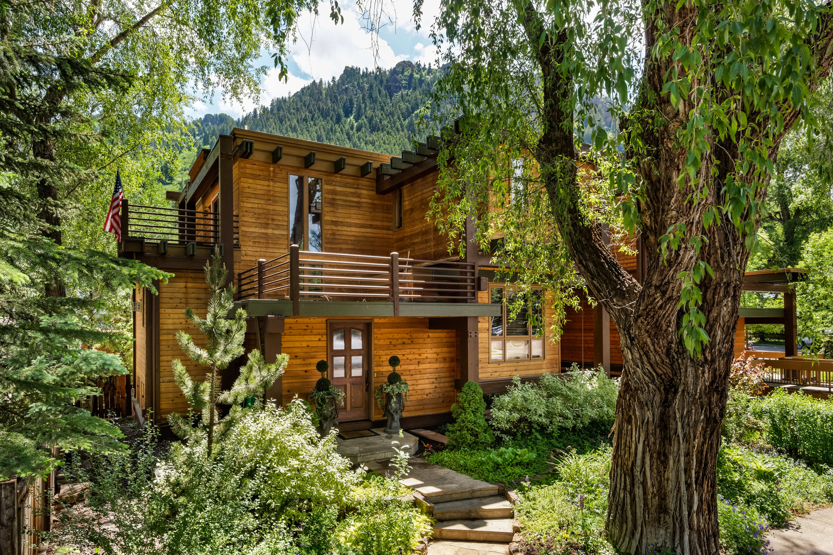 Duplex for Sale at Shadow Mountain 235 W. Hopkins Avenue B Aspen, Colorado, 81611 United States