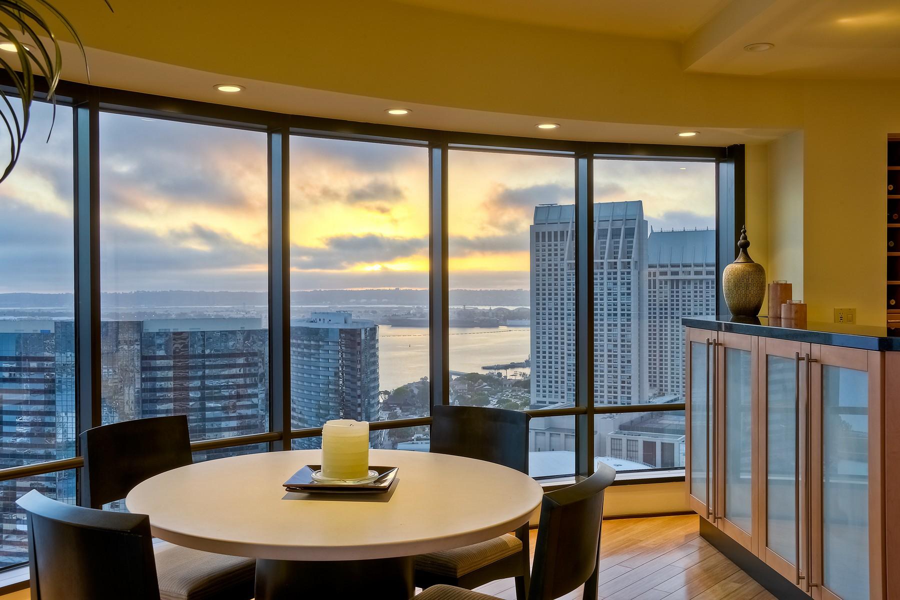 Condominium for Sale at Harbor Club 200 Harbor Drive 3202 Marina, San Diego, California, 92101 United States