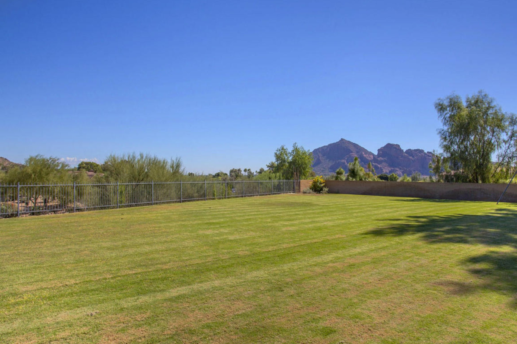Property Of Very Secluded Paradise Valley Home With Outstanding Views