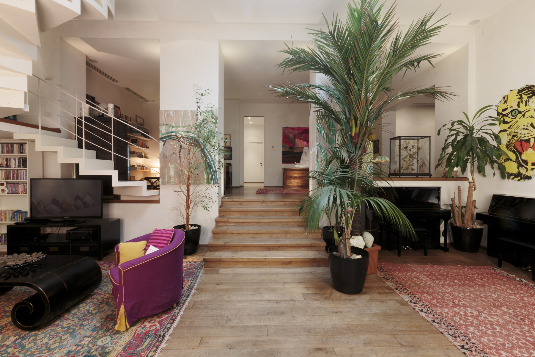 Single Family Home for Sale at Charming apartment with terrace Via Ariberto Milano, Milan 20100 Italy