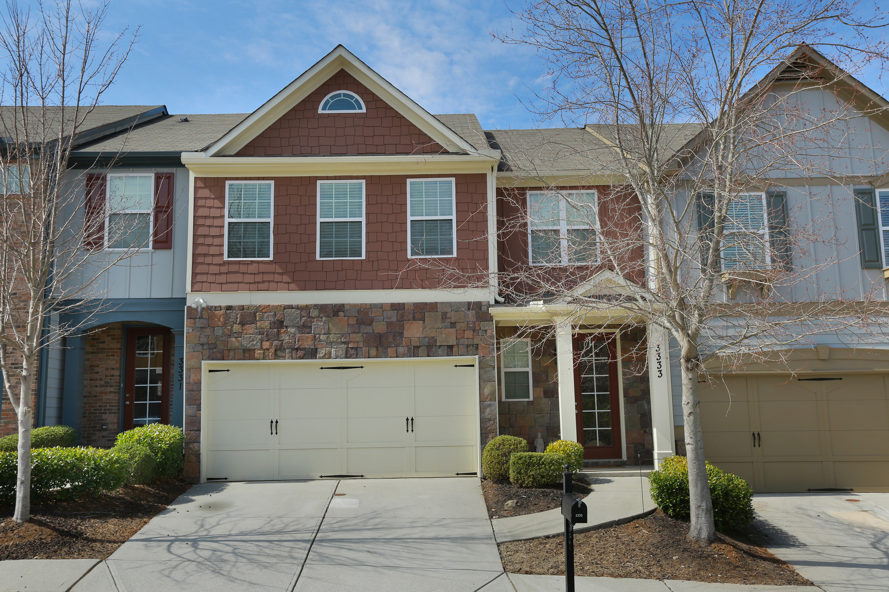 rentals property at Beautiful Townhome in Villages at Castleberry