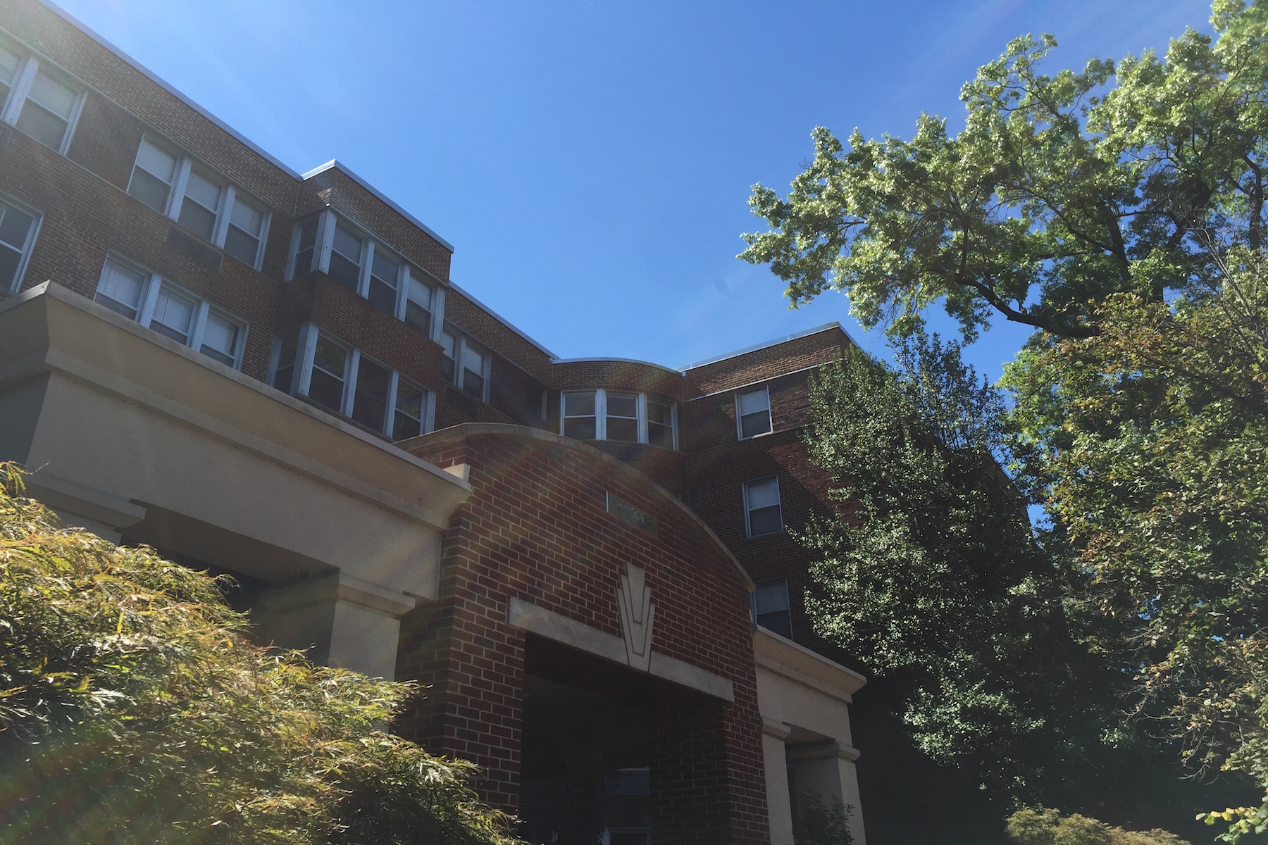 Appartement voor Huren een t Spacious Updated 2BD Condo w Garage in Georgetown 2500 Q Street Nw 533 Washington, District Of Columbia 20007 Verenigde Staten