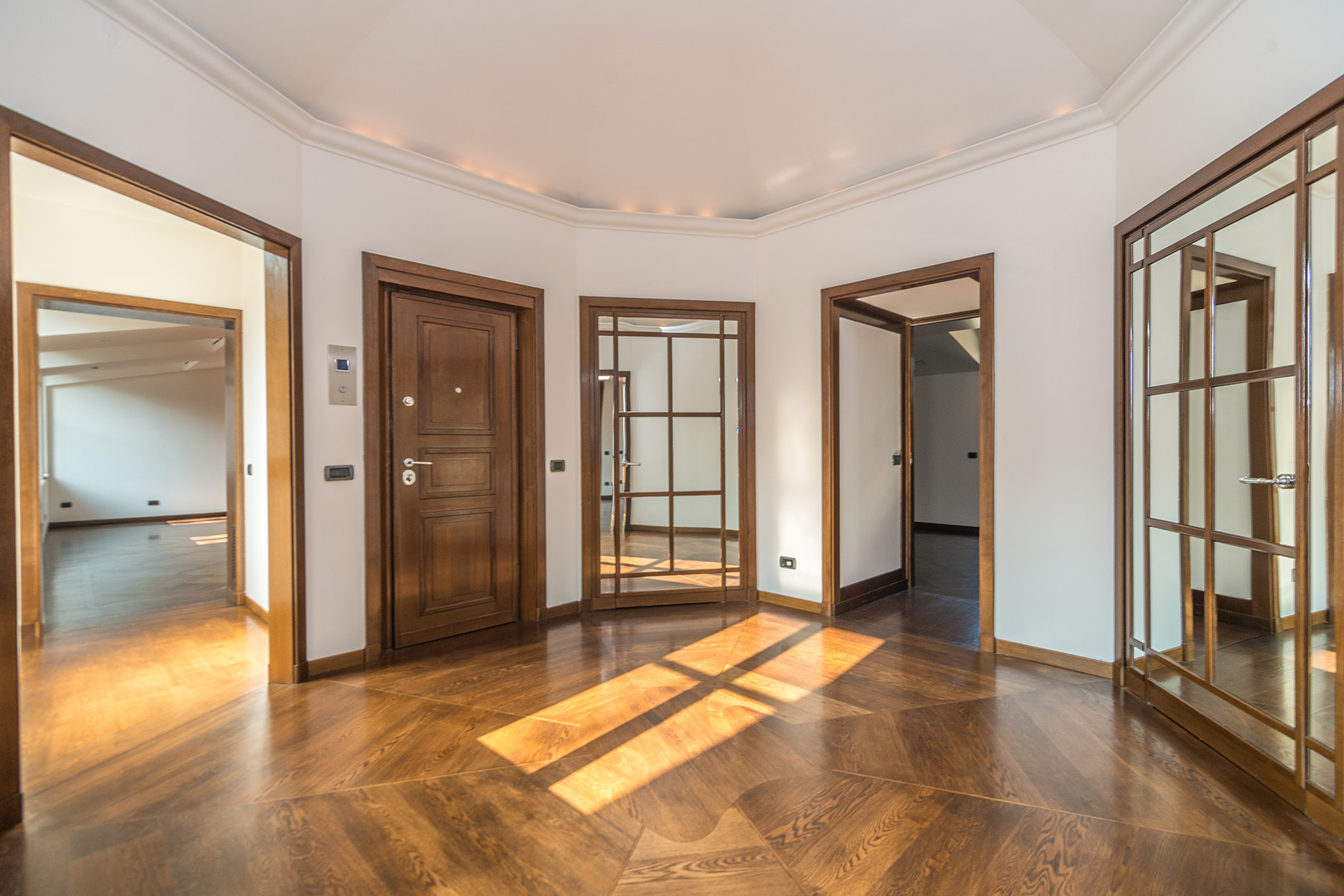 Apartment for Sale at Exclusive penthouse with rooftop garden in Via della Spiga Milano, Milan 20121 Italy