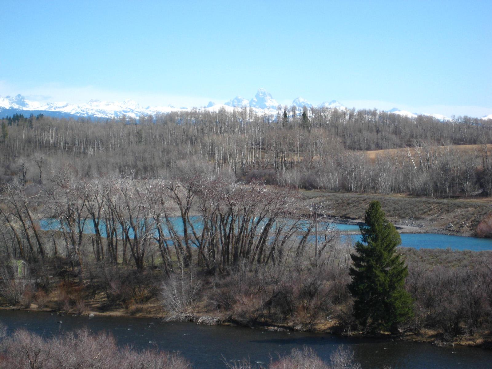 Terrain pour l Vente à Fisherman's Paradise TBD N 4525 East Ashton, Idaho 83420 États-Unis