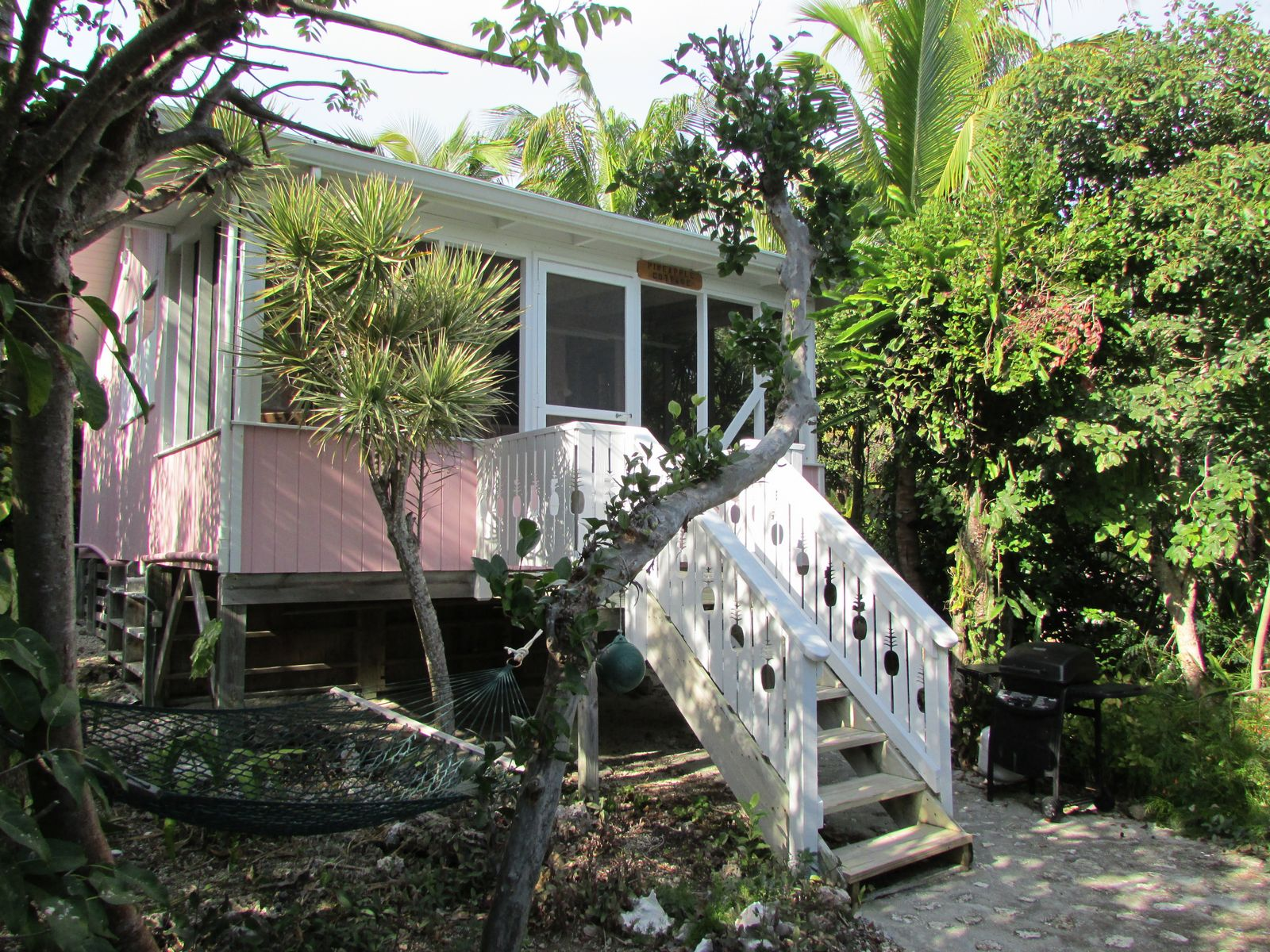 Single Family Home for Sale at Pineapple Cottage Abaco Ocean Club, Lubbers Quarters, Abaco Bahamas