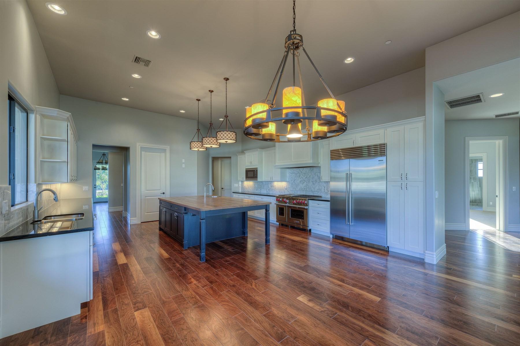 Property Of Santa Barbara inspired North/South home