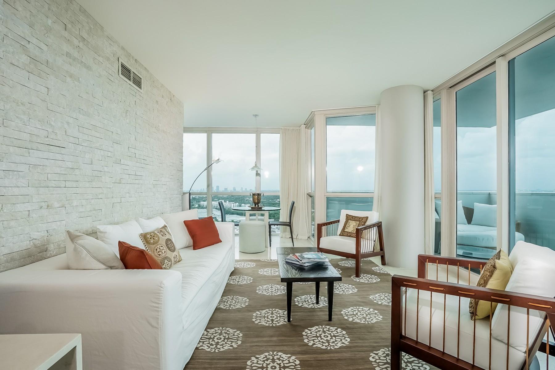 Nhà chung cư vì Bán tại 101 20th St 2401 Miami Beach, Florida 33141 Hoa Kỳ