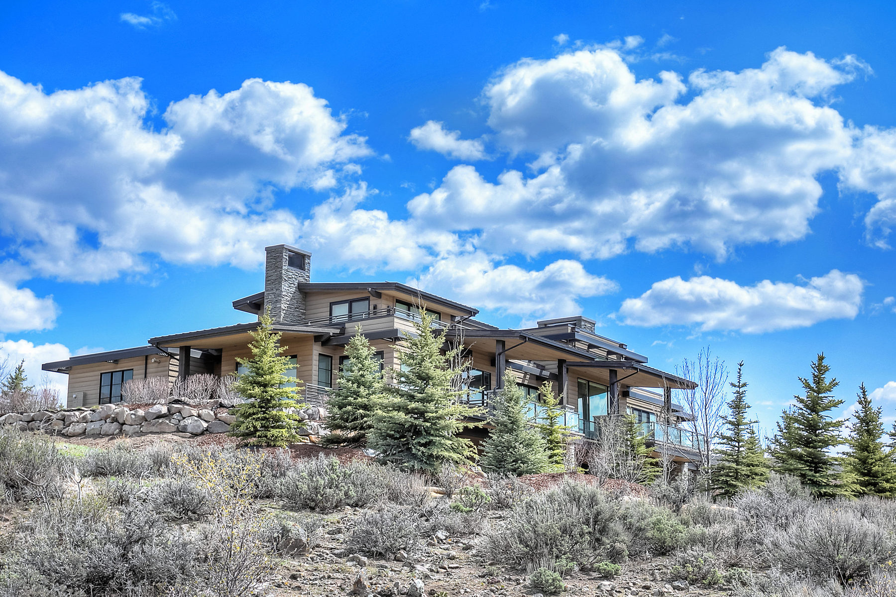 一戸建て のために 売買 アット The Ultimate in Refined Mountain Contemporary 7400 N West Hills Trail Park City, ユタ 84098 アメリカ合衆国