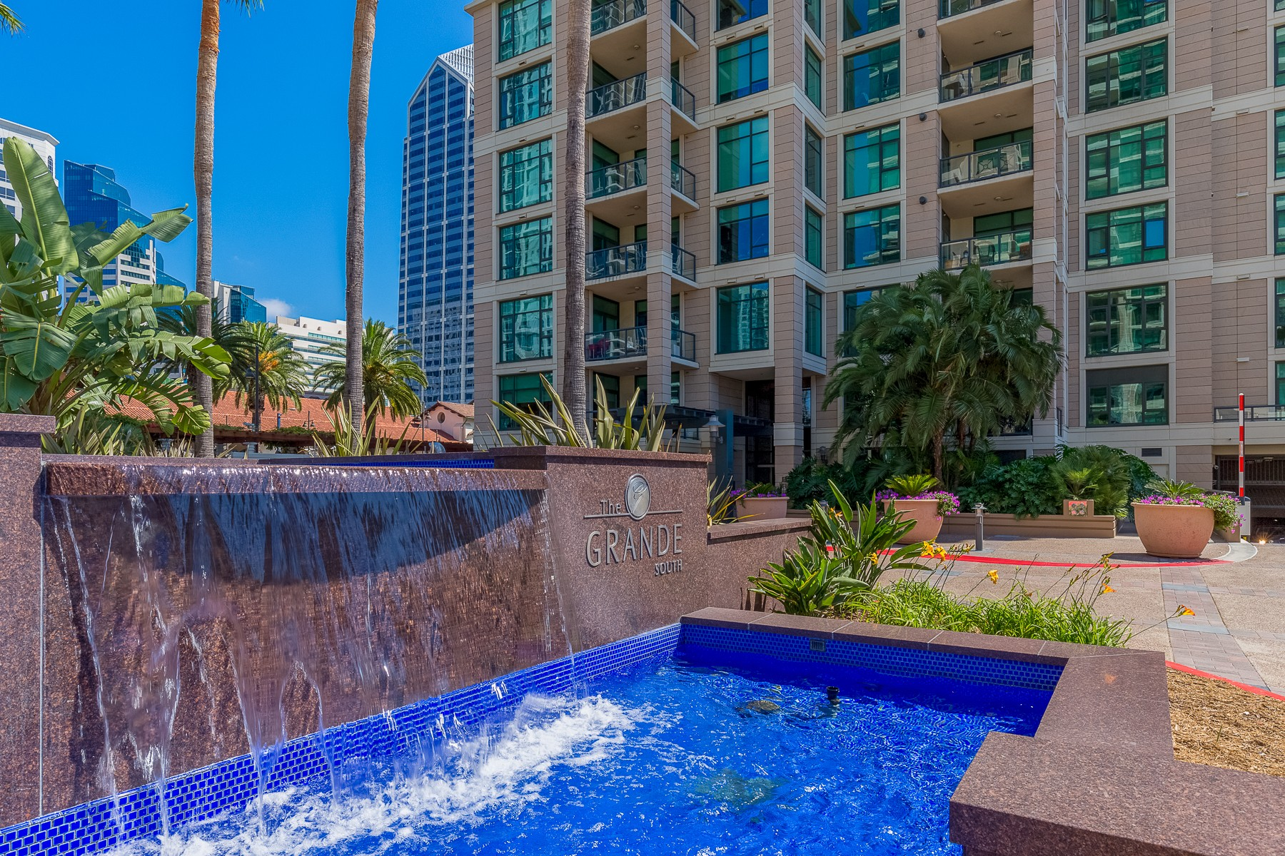 Condominium for Sale at The Grande South 1199 Pacific Highway, 2803 San Diego, California, 92101 United States