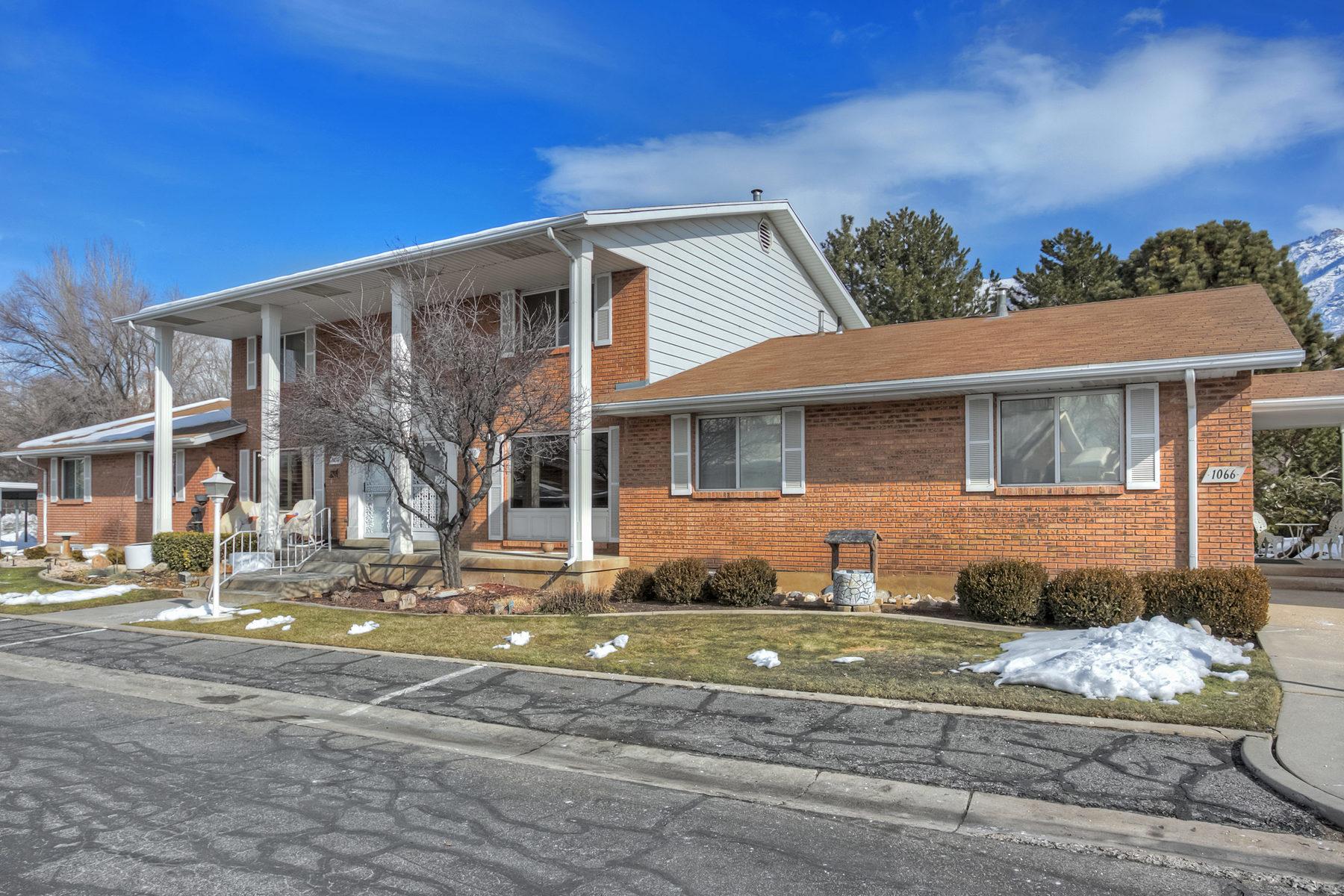 Nhà phố vì Bán tại Gorgeous Canyon Park Townhouse 1060 South 885 East Ogden, Utah 84404 Hoa Kỳ