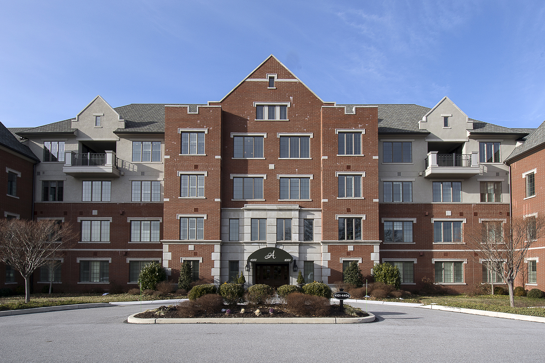 Condominium for Sale at Luxury Athertyn Penthouse 4405 Parkview Drive Haverford, Pennsylvania, 19041 United States
