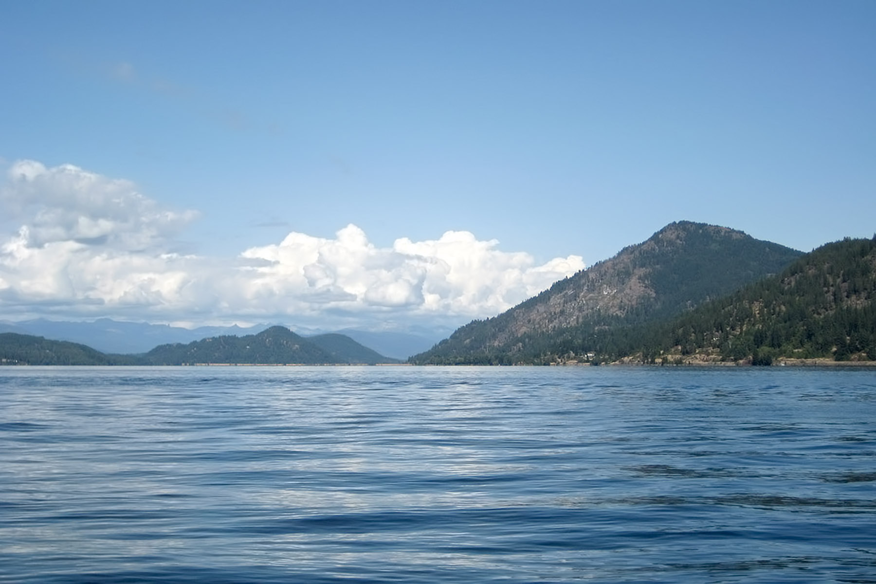 Land for Sale at Island Living on Lake Pend Oreille Lots 2 & 3 Warren Island Hope, Idaho, 83836 United States