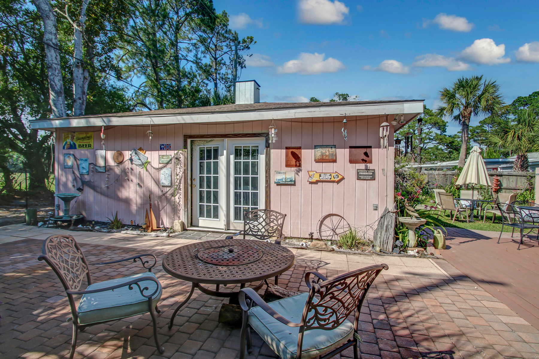 Single Family Home for Sale at Horsepen Cottages 119 Lewis Avenue Tybee Island, Georgia, 31328 United States