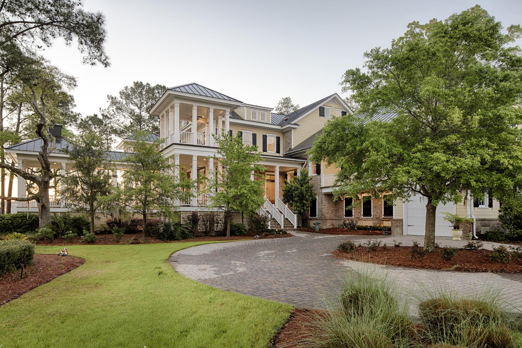 Casa para uma família para Venda às 20 Carrier Bluff Bluffton, Carolina Do Sul, 29909 Estados Unidos