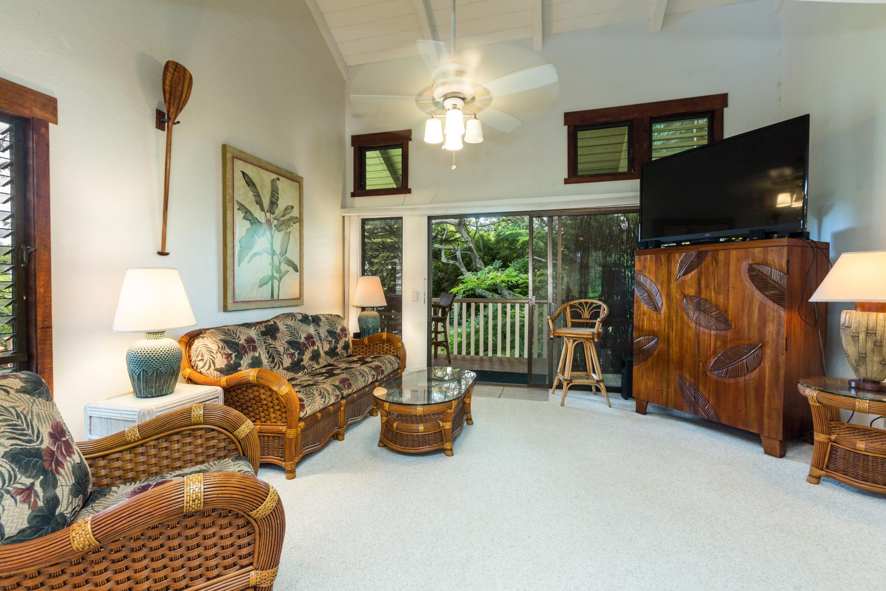 共管式独立产权公寓 为 销售 在 Waikomo Stream Villas 2721 Po`ipu Rd #433 洛亚, 夏威夷 96756 美国