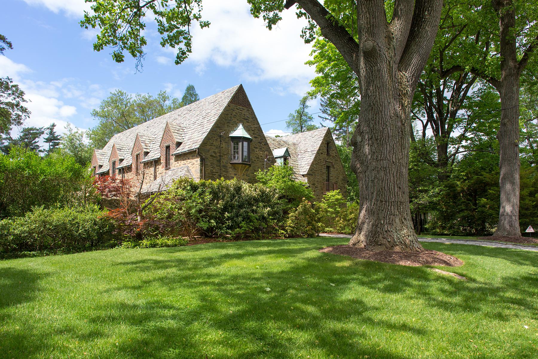 独户住宅 为 销售 在 Five Lanterns 8206 Ardmore Avenue Wyndmoor, 宾夕法尼亚州 19038 美国