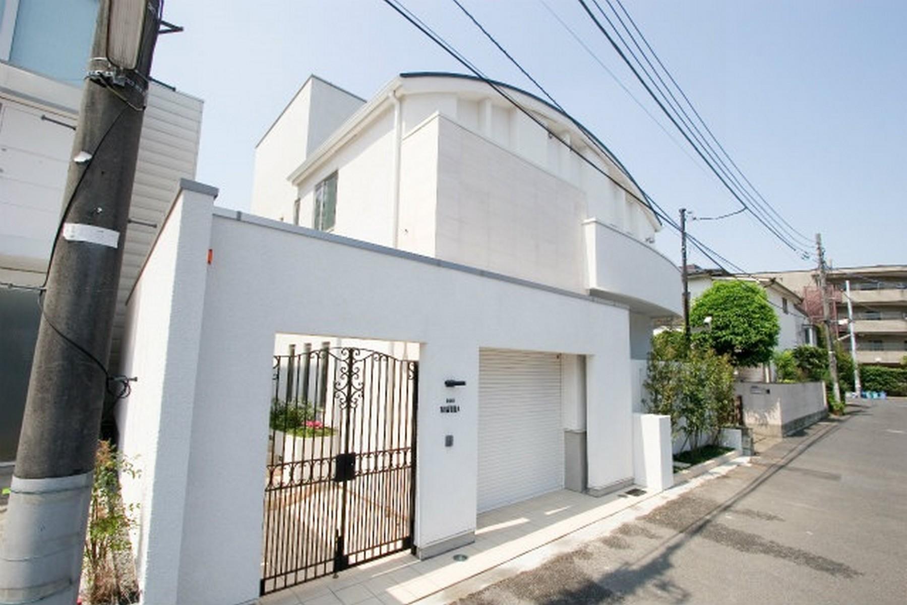 Nhà ở một gia đình vì Bán tại 港区白金台3丁目邸宅 Other Tokyo, Tokyo Nhật Bản