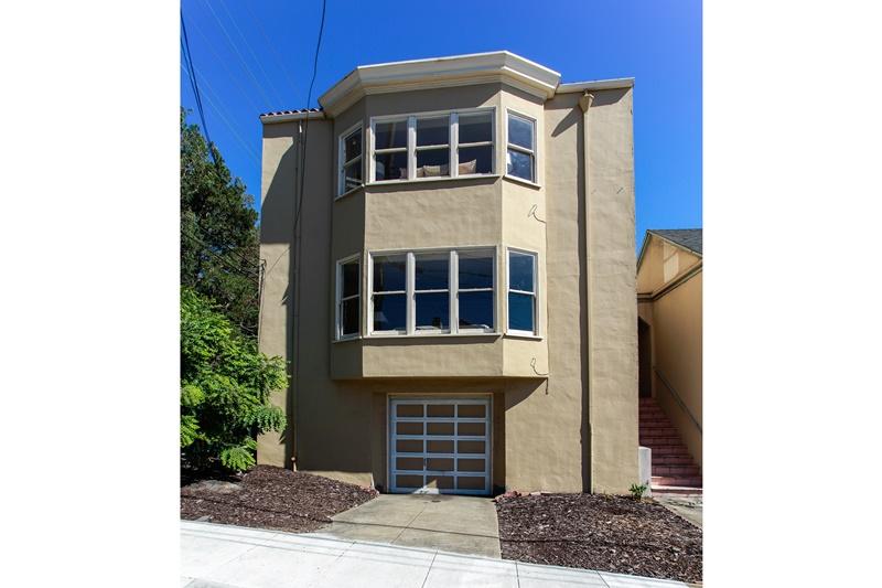 獨棟家庭住宅 為 出售 在 3945 Clement, San Francisco 3945 Clement St San Francisco, 加利福尼亞州 94121 美國