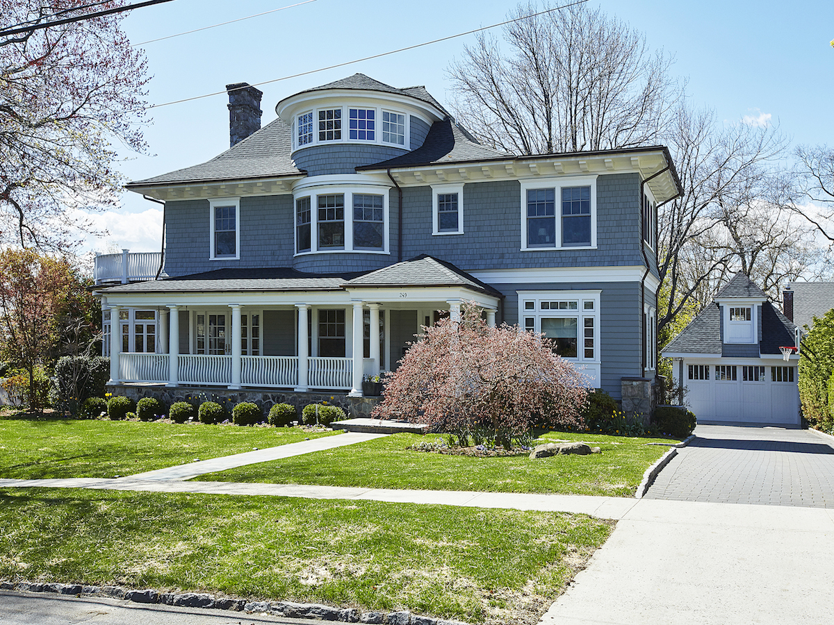 Single Family Home for Sale at THE BEST OF EVERYTHING 249 Monterey Avenue Pelham, New York 10803 United States