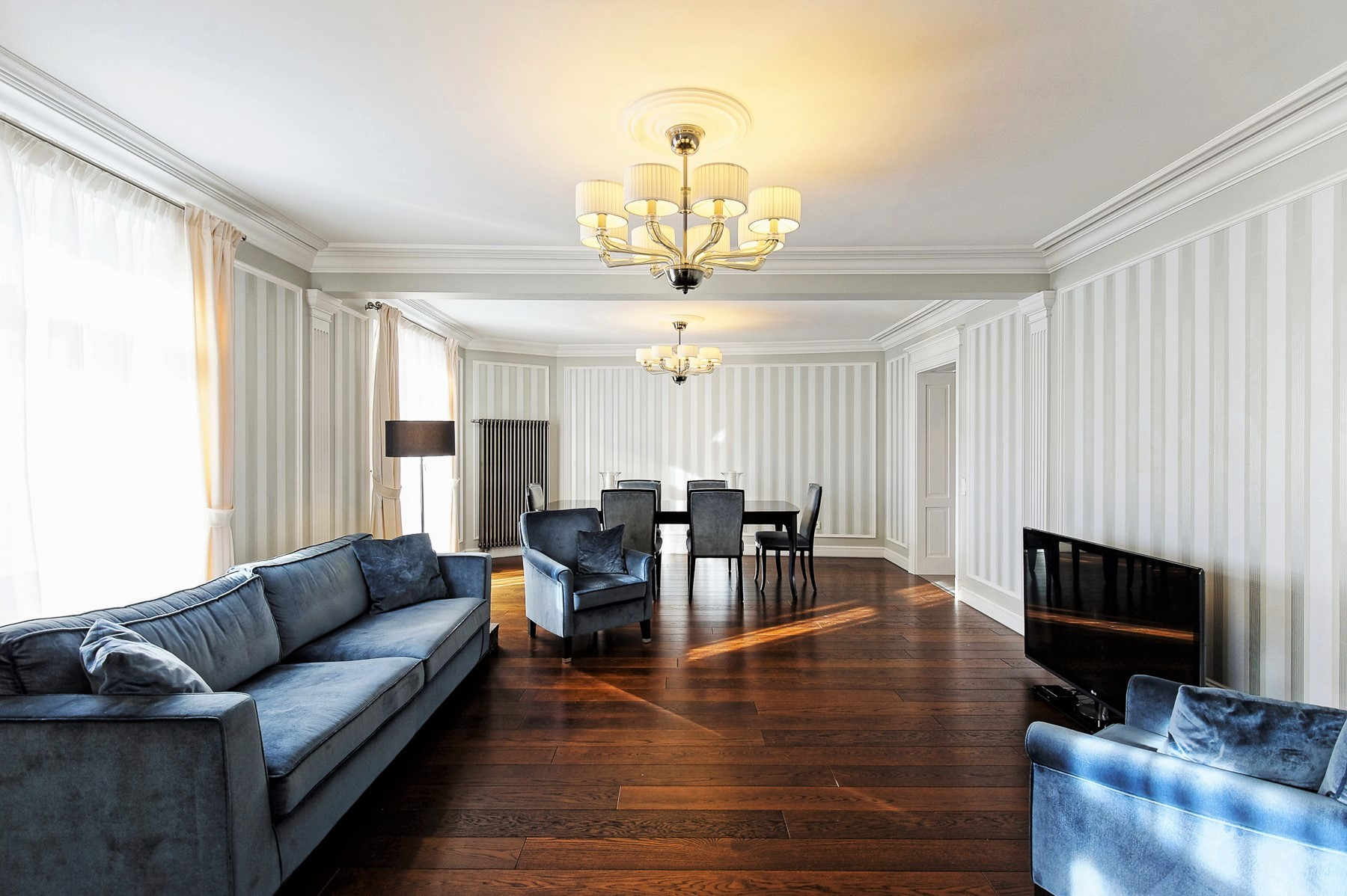 sales property at Sophisticated apartment in the centre of Riga