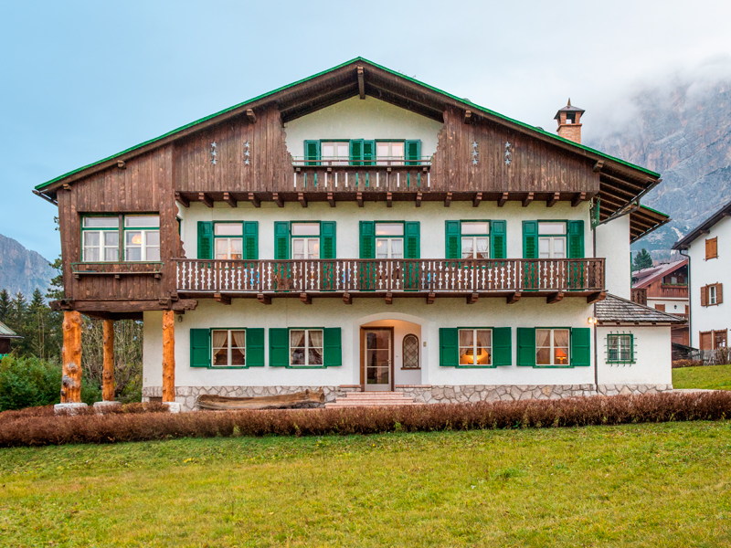 Multi-Family Home for Sale at Unmatched Chalet in Cortina D'Ampezzo Cortina D'Ampezzo, Belluno 32043 Italy