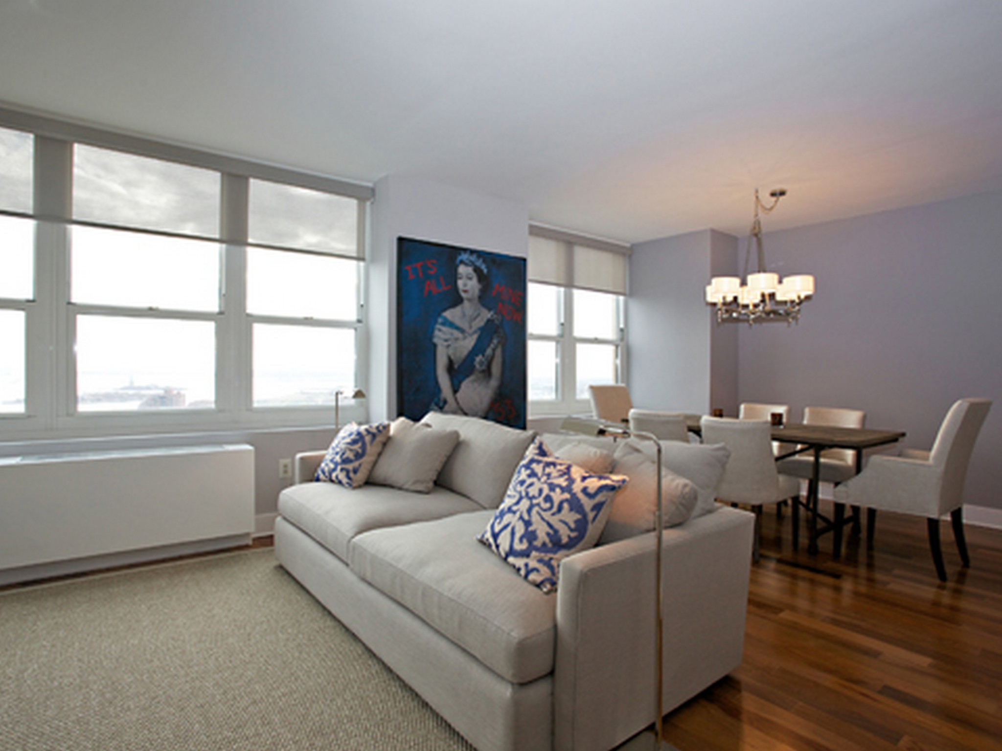 Condominium for Rent at Breathtaking NYC & River Views 88 Morgan Street #3908 Jersey City, New Jersey 07302 United States