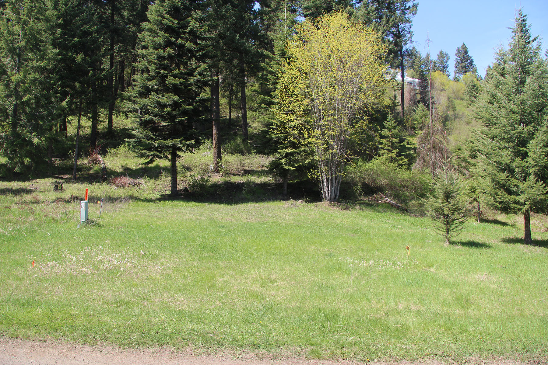 Property For Sale at Beautiful buildable lot in Cave Bay