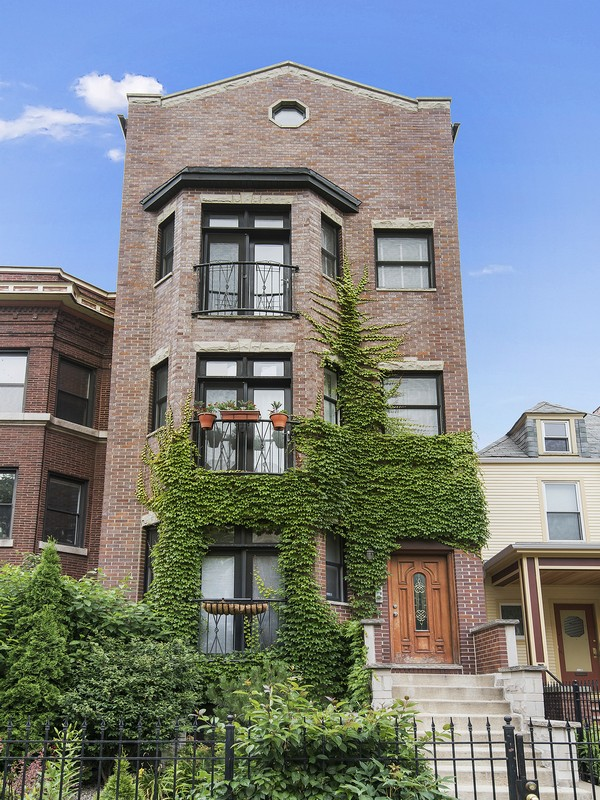 Condominium for Sale at Incredible Duplex 5859 N Winthrop Avenue #3 Chicago, Illinois 60660 United States