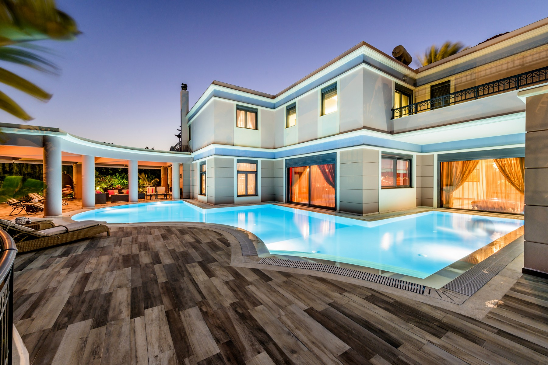 Single Family Home for Sale at Elite Elegance Dodecanese Rhodes, Southern Aegean, 85100 Greece