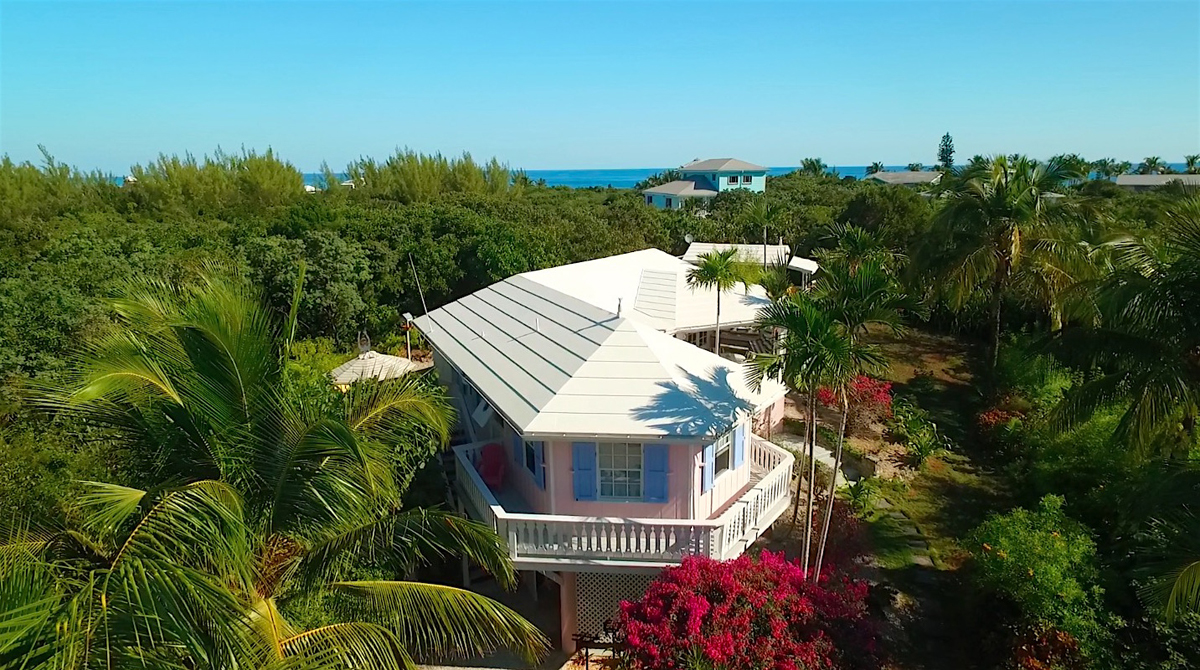 Single Family Home for Sale at The Pink House Elbow Cay Hope Town, Abaco Bahamas