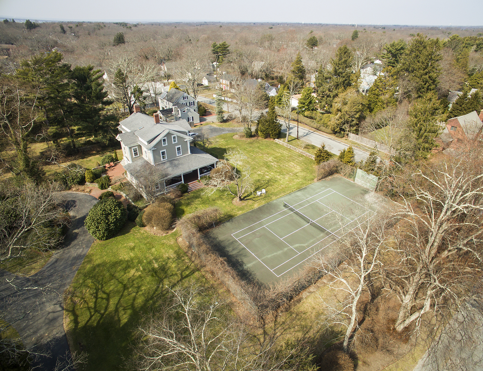 Additional photo for property listing at The Allen Brown House 129 Rumstick Road Barrington, Rhode Island 02806 United States