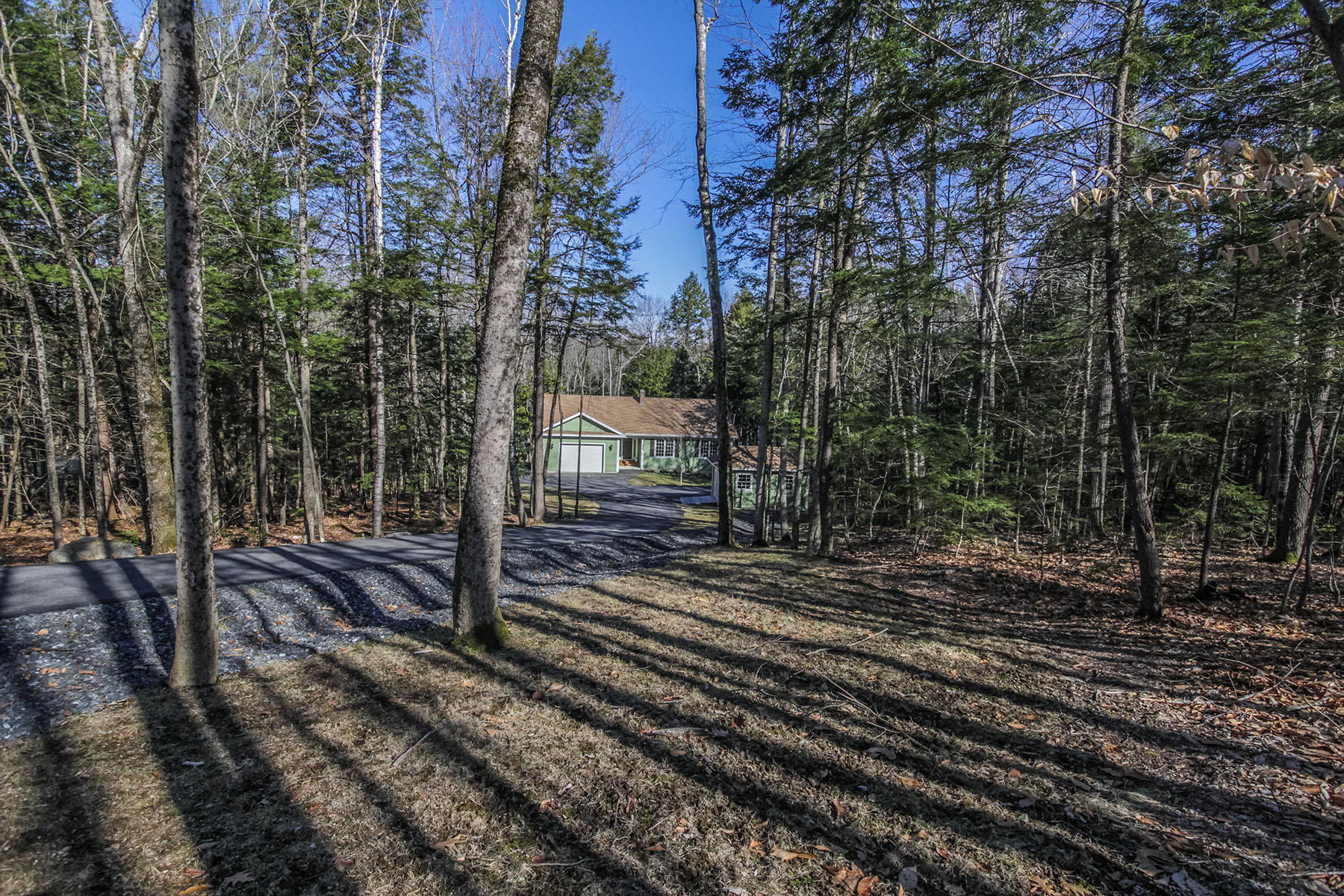 Single Family Home for Sale at Evergreen Way 1 Evergreen Way Gardiner, Maine, 04345 United States