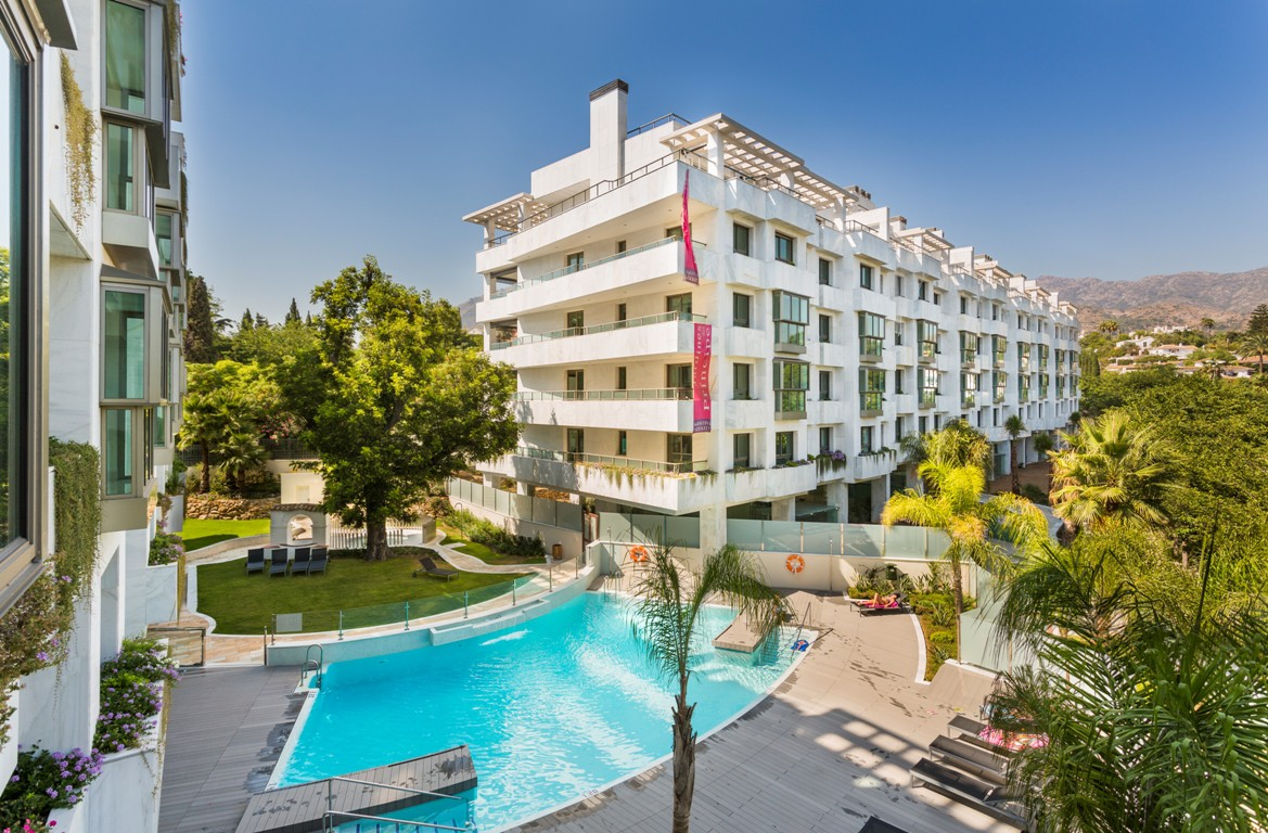 Duplex para Venda às Duplex-Penthouse in Marbella Marbella, Costa Del Sol 29600 Espanha