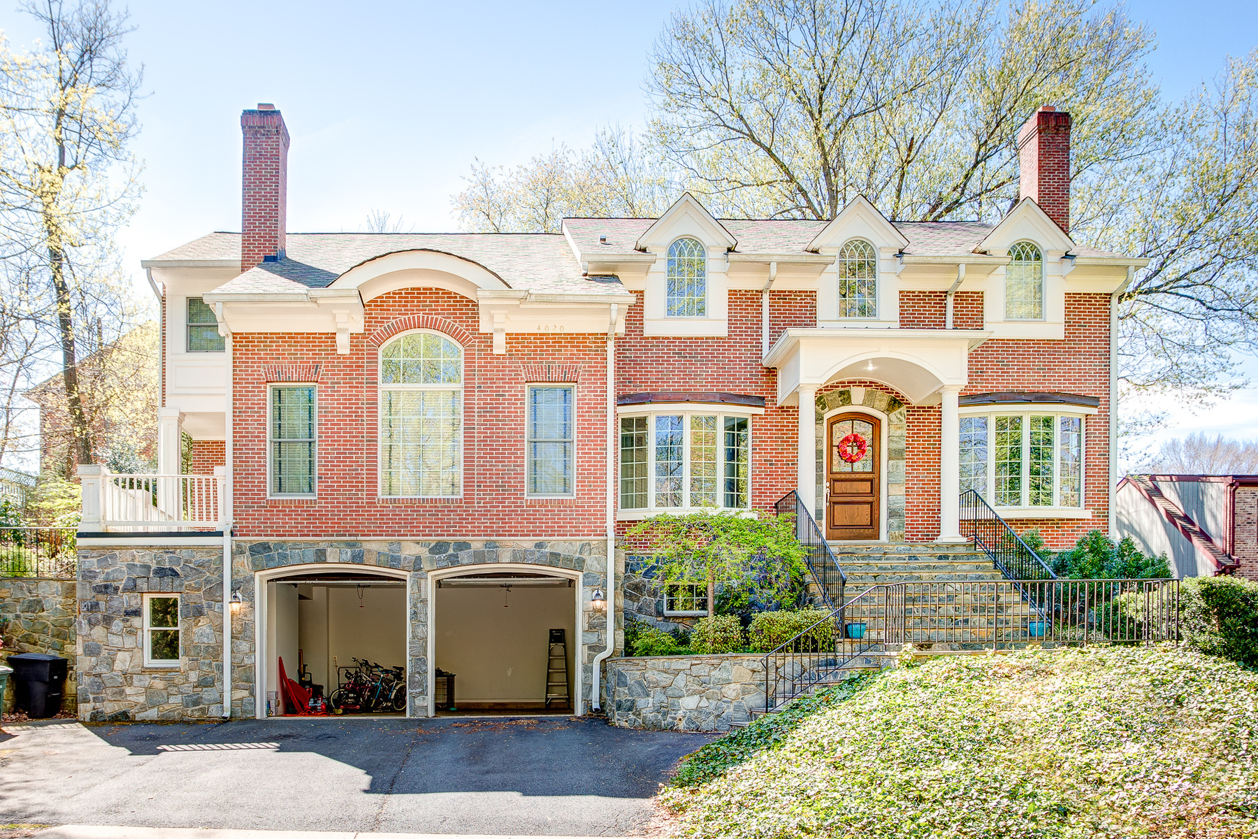 Single Family Home for Sale at Arlingwood 4020 Randolph Street N Arlington, Virginia 22207 United States