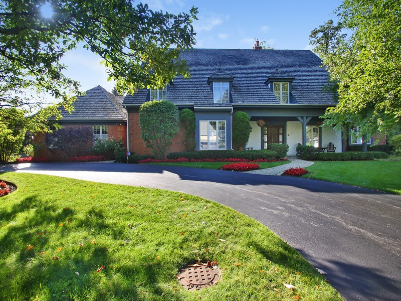 Property For Sale at Beautiful Custom Home in Winnetka