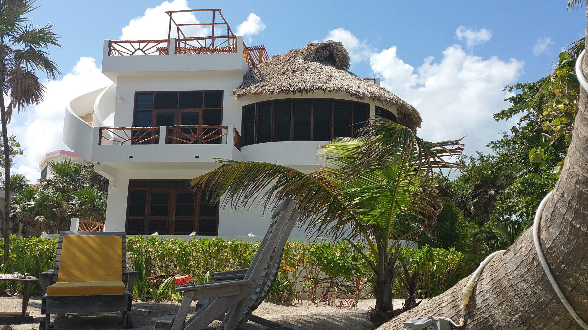Single Family Home for Sale at Casa B'Alam- OWNER FINANCING AVAILALBE San Pedro Town, Belize