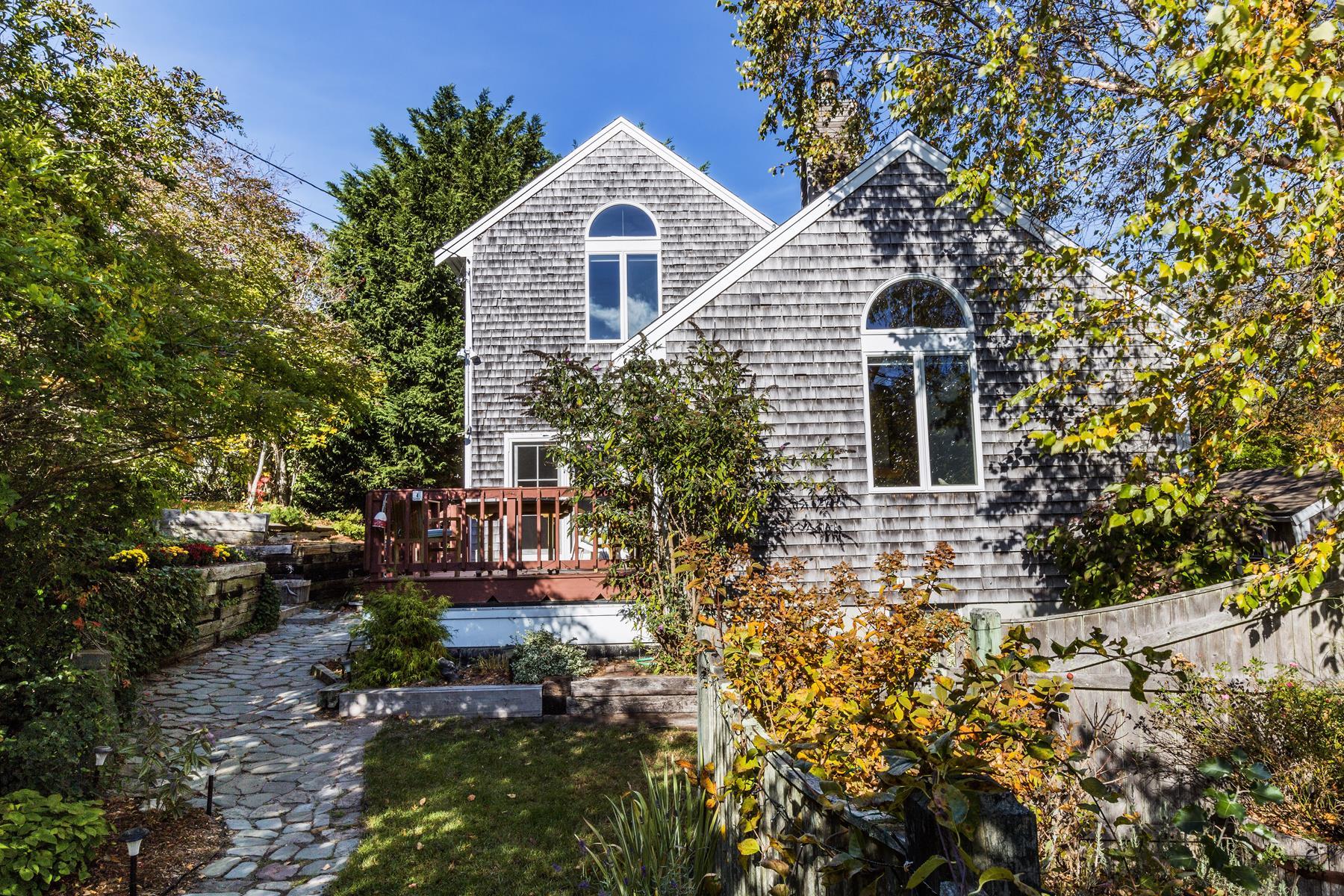 Кооперативная квартира для того Продажа на Freestanding condominium 46 Creek Road, Unit 4 Provincetown, Массачусетс 02657 Соединенные Штаты