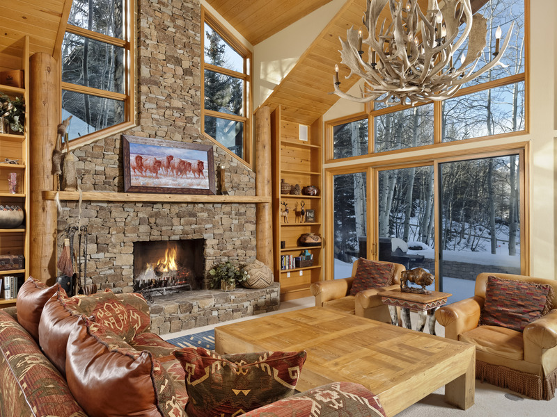 Casa Unifamiliar por un Venta en Deer Ridge Lodge 328 Deer Ridge Lane Snowmass Village, Colorado 81615 Estados Unidos