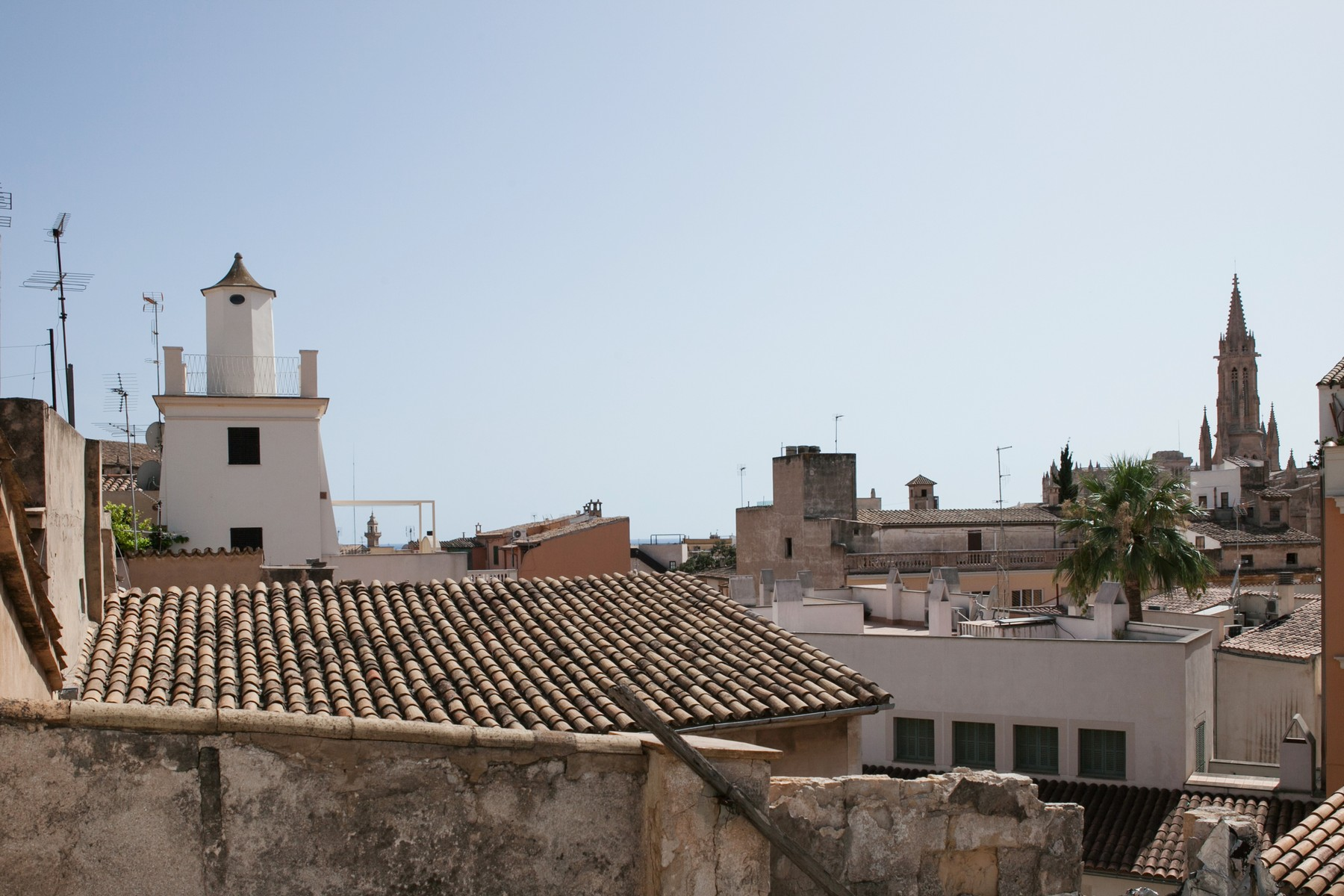 Single Family Home for Sale at Building with view in Palma Palma, Mallorca 07002 Spain