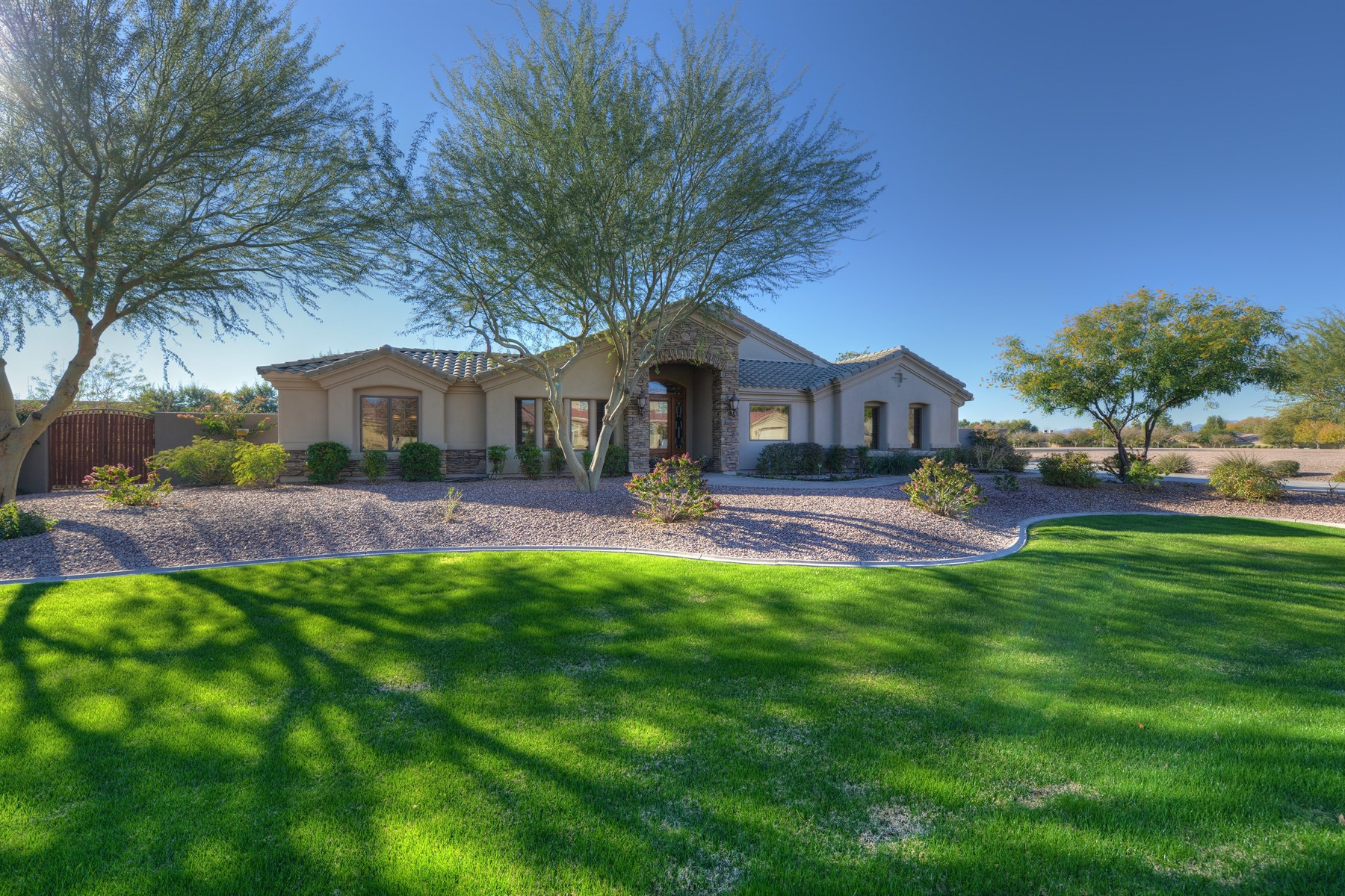 Property For Sale at Ideal Arizona Fly-In Custom Residence in Stellar Airpark