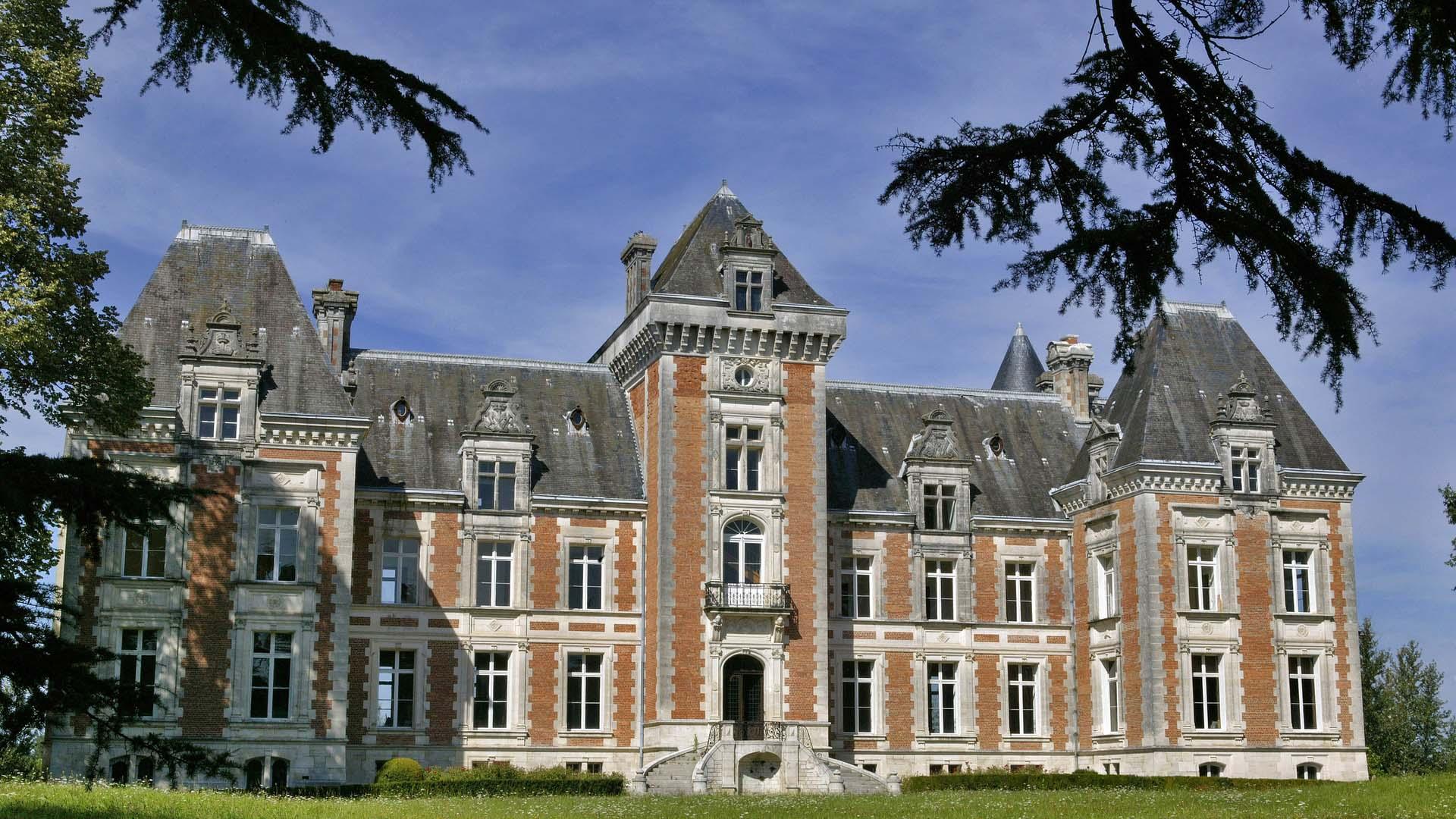 Maison unifamiliale pour l Vente à CHÂTEAU A RESTAURER ET DOMAINE 40 Ha Nontron, Dordogne 24300 France