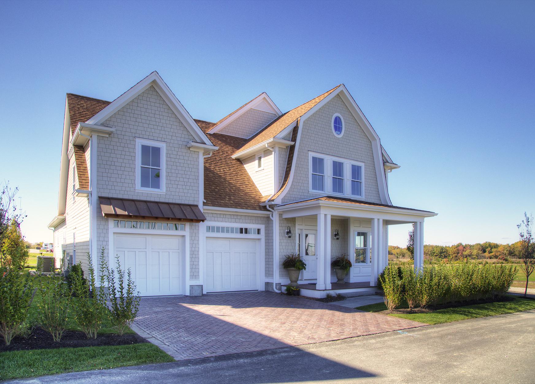 Maison unifamiliale pour l Vente à The Lifestyle at Carnegie 0 Newport Harbor Drive Lot 7T Newport Beach Club Portsmouth, Rhode Island 02871 États-Unis