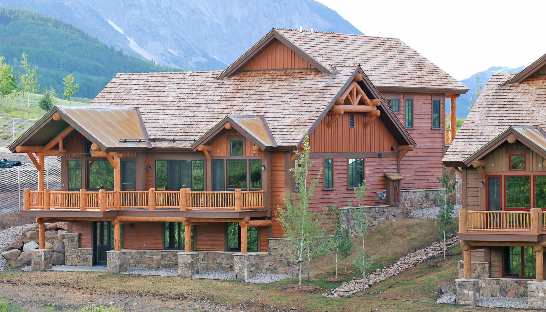 Vivienda unifamiliar por un Venta en Wildhorse at Prospect 18 Appaloosa Rd Mount Crested Butte, Colorado 81225 Estados Unidos